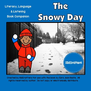 The Snowy Day Book Companion