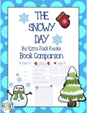 The Snowy Day Book Companion - Sequence, Story Map, Comprehension & More!