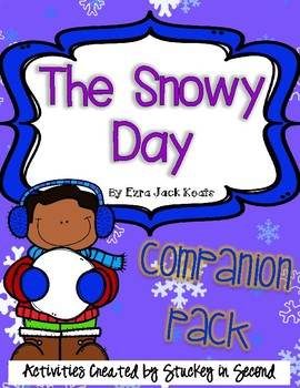 The Snowy Day Companion Pack