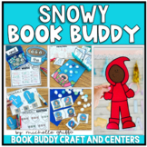 The Snowy Day Craft and Activities // Book Buddy