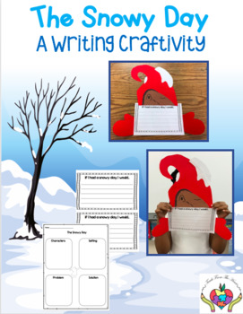 The Snowy Day Craftivity