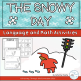 The Snowy Day Literacy and Math Activities