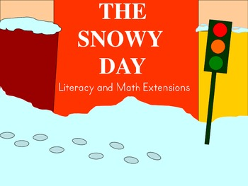 The Snowy Day Literacy and Math Extensions