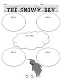 """The Snowy Day"" Main Idea & Writing Prompt Packet"