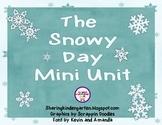 The Snowy Day Mini Unit