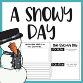 The Snowy Day | Book Project