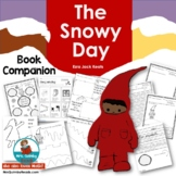 The Snowy Day | Book Companion | with 'Spin-Off' Lesson |