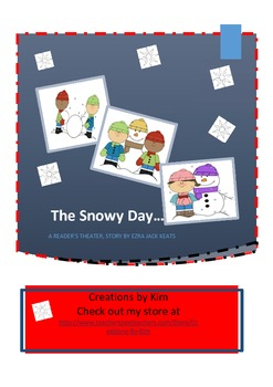 The Snowy Day Reader's Theater Common Core