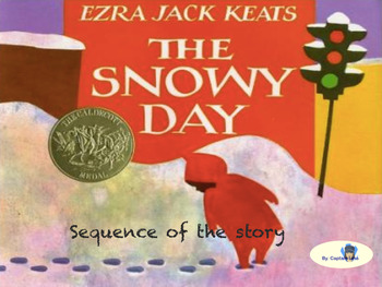The Snowy Day / Sequencing