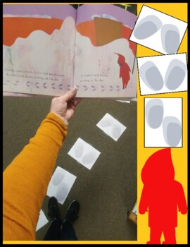 The Snowy Day Sequencing Walk
