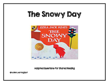 The Snowy Day Shared Reading