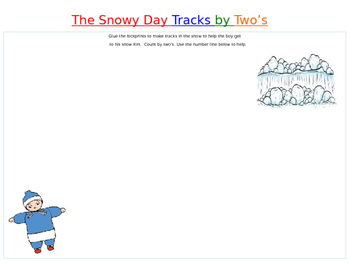 The Snowy Day Math