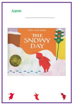 The Snowy Day Workbook