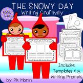 The Snowy Day Writing Craftivity