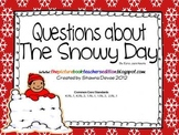 Questions inspired by The Snowy Day by Ezra Jack Keats