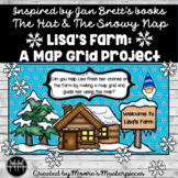 The Snowy Nap & The Hat: Create a Map Grid of Lisa's Farm
