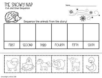 The Snowy Nap by Jan Brett: A Book Companion