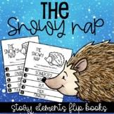 The Snowy Nap by Jan Brett: A Set of Flip Books