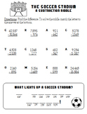 The Soccer Stadium Subtraction Riddle