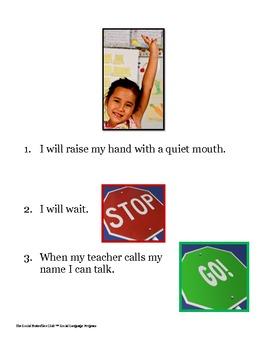 Quiet Please Life Lesson story