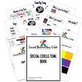 The Social Butterflies Club® Social Circle Time Binder