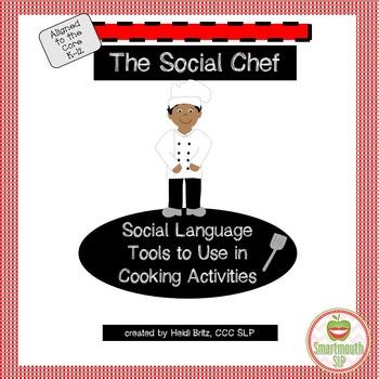 Social Skills:  Cooking