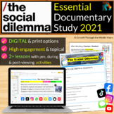 The Social Dilemma: Documentary Study