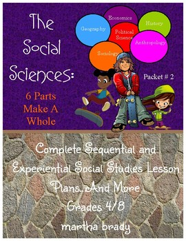 The Social Sciences: 6 Parts Make a Whole