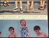 The Social Skills Picture Book by Jed Baker, PH. D