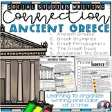 The Social Studies-Writing Connection Ancient Greece (Core Knowledge, CKLA)