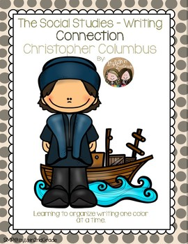 The Social Studies-Writing Connection Christopher Columbus-CKLA, Core Knowledge