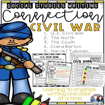 Social Studies-Writing Connection Civil War-CKLA