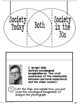 The Sociological Imagination Activity