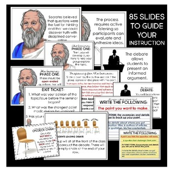 The Socratic Debate