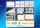 The 'Soft g' Phonics Games Pack