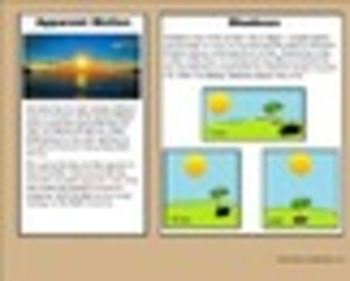 The Solar System 3 in 1 SMARTBoard Pack for 4th Grade