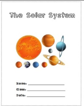 The Solar System - A Research Project