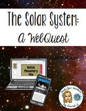 The Solar System: A WebQuest using Google Sites and Google Slides