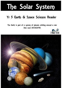 The Solar System student reader