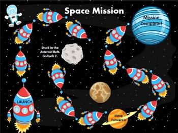 The Solar System: An Out of This World Language Pack