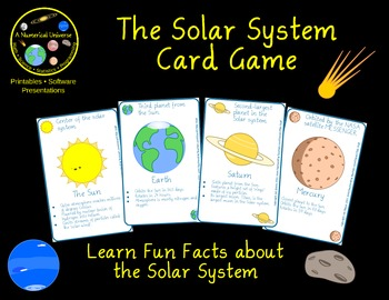 Planets and Solar System Game