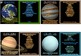 The Solar System (Fact Cards)