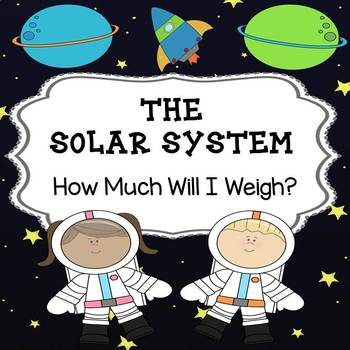 The Solar System - How Much Will I Weigh?