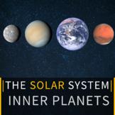 The Solar System Inner (Terrestrial) Planets   Presentatio