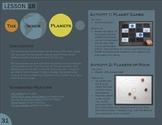 The Solar System Lesson Plan