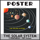 FREEBIE! The Solar System Poster