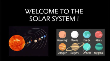 The Solar System Resources