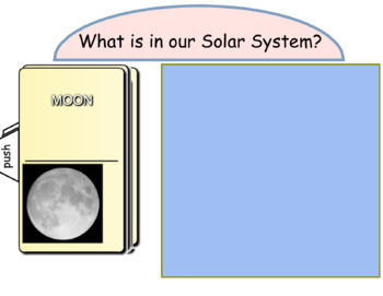 The Solar System Science SmartBoard Lesson Primary Grades