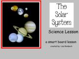 The Solar System Science SmartBoard Lesson Primary Grades