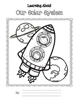 The Solar System - NGSS for First Grade